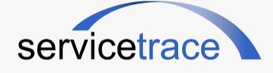 Service Trace automation - Robotic Process Automation